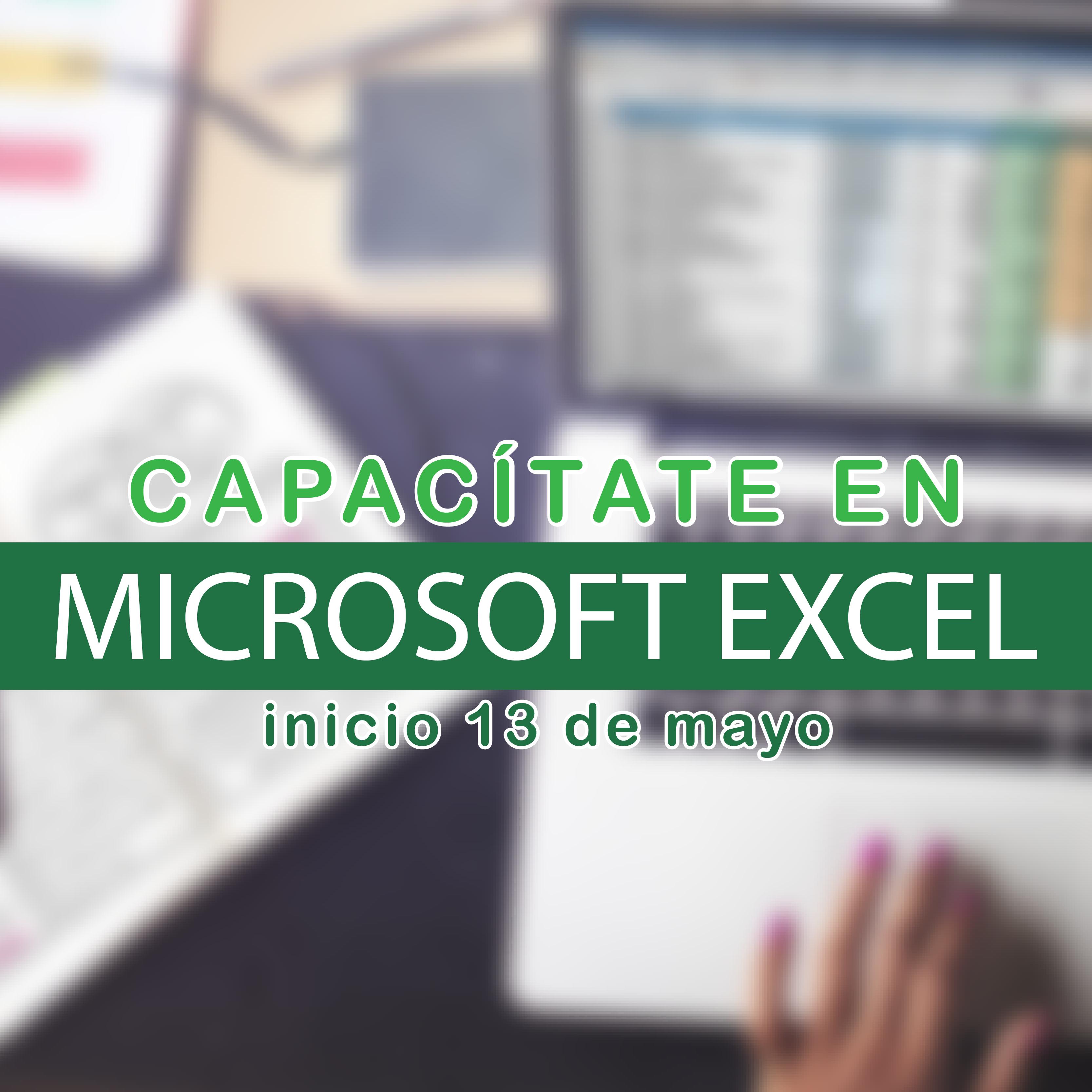 Capacitación Excel Básico Empresarial